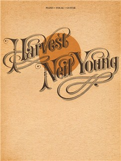 Neil Young: Harvest Books | Piano, Vocal & Guitar