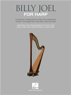 Billy Joel: For Harp Books | Harp