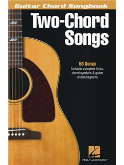 Guitar Chord Songbook: Two-Chord Songs Books | Guitar