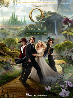 Danny Elfman: Oz The Great And Powerful (Piano Solo) Books | Piano