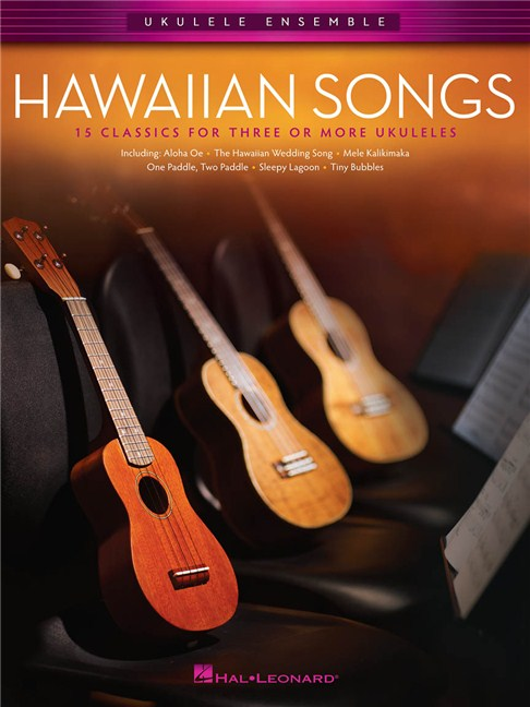 Ukulele Ensemble Hawaiian Songs Ukulele Sheet Music Sheet Music