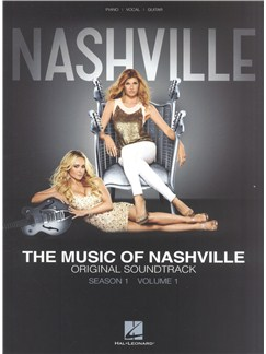 The Music of Nashville: Season 1 - Volume 1 Books | Piano, Vocal & Guitar
