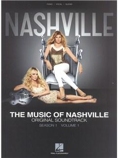 The Music of Nashville: Season 1 - Volume 1 Books | Piano, Vocal & Guitar