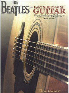 The Beatles For Easy Strumming Guitar Books | Guitar