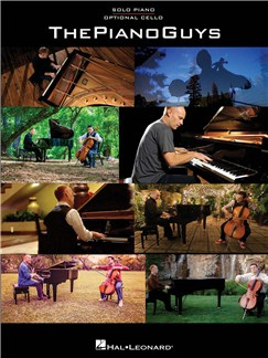 The Piano Guys: Solo Piano And Optional Cello Books | Piano, Cello