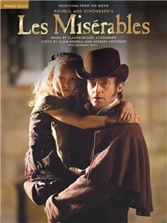 Alain Boublil/Claude-Michel Schönberg: Les Misérables (Selections From The Movie) - Piano Solo Books | Piano
