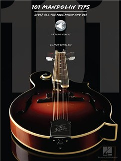 Fred Sokolow: 101 Mandolin Tips (Book/Online Audio) Bog og Digitale Audio | Mandolin
