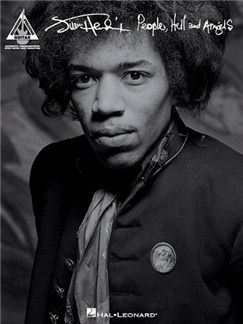 Jimi Hendrix: People, Hell And Angels Livre | Guitare