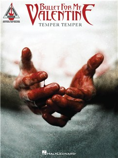 Bullet For My Valentine: Temper Temper - Guitar Recorded Versions Books | Guitar Tab, Guitar