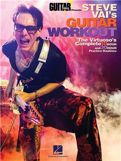 Guitar World Presents: Steve Vai's Guitar Workout Books | Guitar