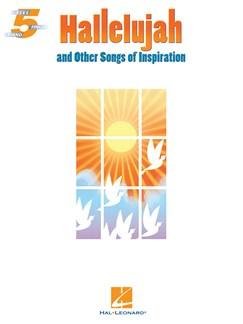 'Hallelujah' And Other Songs Of Inspiration Books | Piano