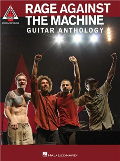 Rage Against The Machine: Guitar Anthology - Guitar Recorded Versions Books | Guitar Tab