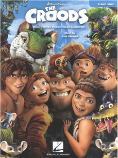 The Croods: Music From The Motion Picture Soundtrack - Piano Solo Books | Piano