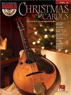 Mandolin Play-Along Volume 9: Christmas Carols Books and CDs | Mandolin