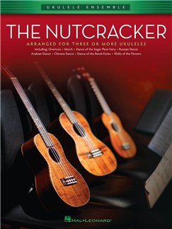 Ukulele Ensemble: The Nutcracker Books | Ukulele