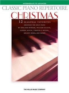 Classic Piano Repertoire: Christmas - 12 Seasonal Favourites Books | Piano