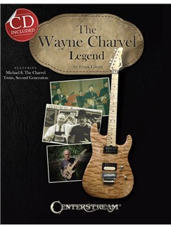 The Wayne Charvel Legend Books |