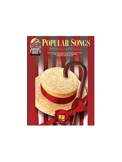 Popular Songs - Sing In The Barbershop Quartet Volume 4 (Book/CD) Books and CDs | TTBB, Men's Voices