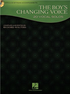 The Boy's Changing Voice Books and CDs | Voice