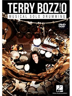 Terry Bozzio: Musical Solo Drumming DVDs / Videos | Drums