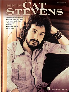 Best Of Cat Stevens Livre | Piano Facile, Piano