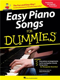 Easy Piano Songs For Dummies Books | Piano