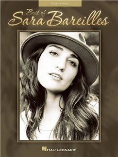 Best Of Sara Bareilles (Easy Piano) Books | Easy Piano, Piano
