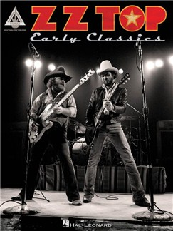ZZ Top: Early Classics - Guitar Recorded Versions Books | Guitar Tab (with Chord Symbols)