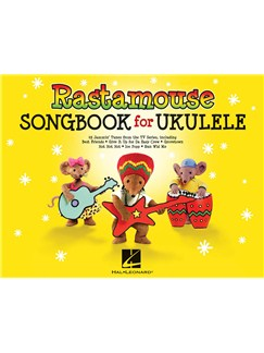 Rastamouse: Songbook For Ukulele Books | Ukulele