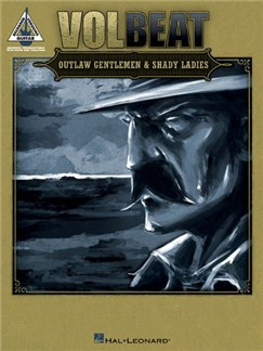 Volbeat: Outlaw Gentlemen & Shady Ladies Books | Guitar, Guitar Tab