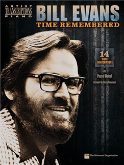 Bill Evans: Time Remembered Books | Piano