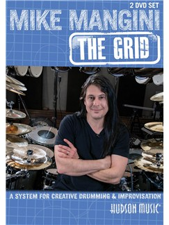 Mike Mangini: The Grid - A System For Creative Drumming & Improvisation DVDs / Videos |