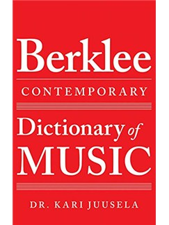 The Berklee Contemporary Dictionary Of Music Books |