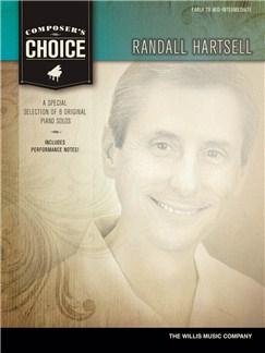 Composer's Choice: Randall Hartsell Books | Piano, Keyboard