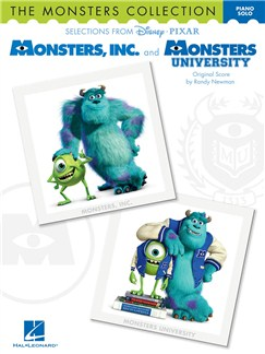 The Monsters Collection Books | Piano