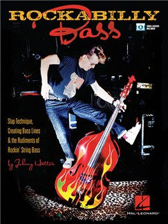 Johnny Hatton: Rockabilly Bass Books | Bass Guitar