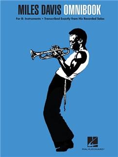 Miles Davis Omnibook Books | B Flat Instruments