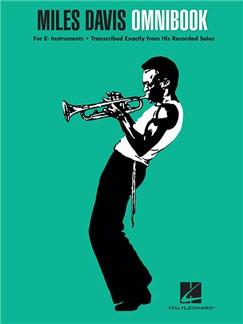 Miles Davis Omnibook Books | E Flat Instruments