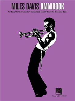 Miles Davis Omnibook Books | Bass Clef Instruments