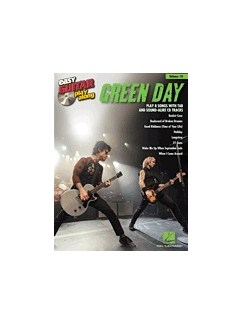 Easy Guitar Play-Along Volume 10: Green Day (Book/CD) Books and CDs | Guitar