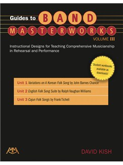 Guides To Band Masterworks: Volume III Books |
