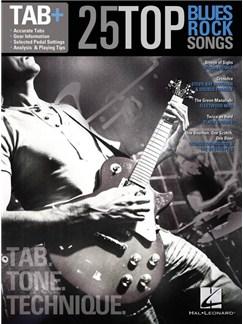 Tab+: 25 Top Blues Songs – Tab. Tone. Technique. Books | Guitar Tab