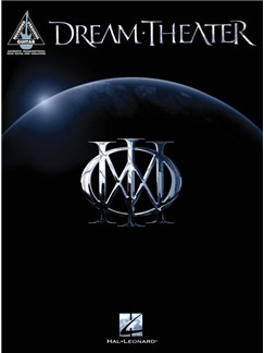 Dream Theater: Guitar Recorded Versions Books | Guitar Tab