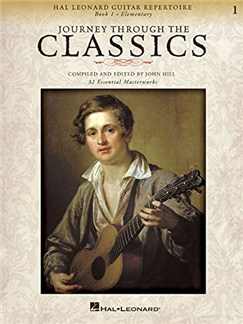Journey Through The Classics: Book 1 (Classical Guitar) Books | Guitar, Classical Guitar