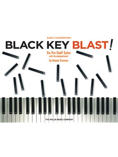 Black Key Blast! Books | Piano