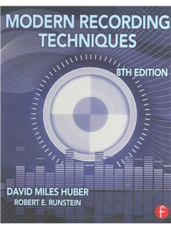 Modern Recording Techniques: 8th Edtion Books |