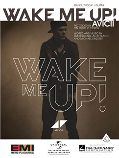 Avicii: Wake Me Up! Books | Piano & Vocal