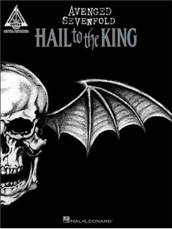 Avenged Sevenfold: Hail To The King - Guitar Recorded Versions Books | Guitar