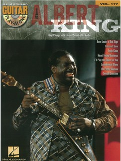 Guitar Play-Along Volume 177: Albert King (Book/CD) Books and CDs | Guitar