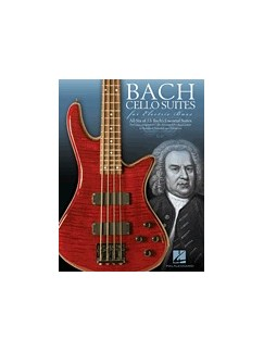 J.S. Bach: Cello Suites For Electric Bass Books | Bass Guitar